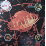 pixies - bossanova (limited red vinyl ed.)