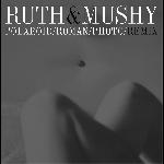 ruth & mushy - polaroïd/roman/photo/remix (white vinyl)