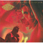 Acid Mothers Temple & The Melting Paraiso UFO  - The Ripper At The Heaven's Gate Of Dark (Transparent Red With Black Swirls)