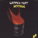 canned heat - vintage