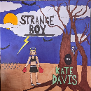 Kate Davis - Strange Boy (blue vinyl)