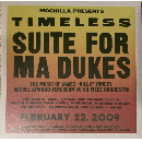 """Miguel Atwood-Ferguson - Mochilla Presents Timeless: Suite For Ma Dukes - The Music Of James """"J Dilla"""" Yancey (limited ed, RSD 2021)"""