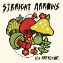straight arrows - it's happening