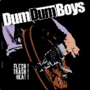 dum dum boys - flesh! trash! heat!