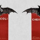 torticoli / chevignon - split lp