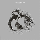 silver apples - s/t (silver & black)