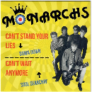 Monarchs - Can't Stand Your Lies
