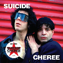 Suicide - Cheree (limited ed, clear vinyl, 140g) - (RSD 2021)
