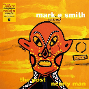 Mark E. Smith - The Post Nearly Man (clear vinyl)