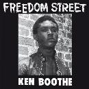 ken boothe - freedom street (orange vinyl)