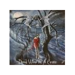 dark end - damned woman and a carcass