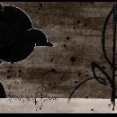 revok - bunt auf grau