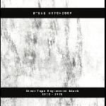 steve hitchcock - sheet tape registered black 1977-1979