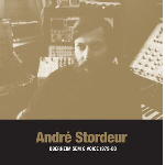 André Stordeur - Oberheim sem 8 Voice 1979-80