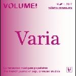 volume!  - varia (la revue des musiques populaires)