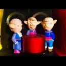 trio yasaï (kumi iwase - hugues vincent - colin neveux) - saute-mouton