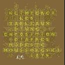 klimperei - les tableaux d'une exposition d'après modeste moussorgski 1874