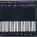 michèle bokanowski - pour un pianiste 1973 - 1974