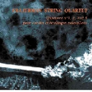 denis frajerman string quartet - quatuors n°1, 2, 3 et 4 pour cordes et bruitages animaliers