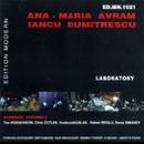 ana-maria avram - iancu dumitrescu (hyperion ensemble) - laboratory - la chute dans le temps