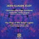 jean-claude eloy - l'anneau des sept lumières / the ring of the seven lights
