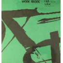 amandine casadamont - rodolphe alexis - vox box