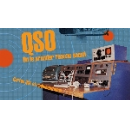 pierre-françois tareau - christian biral - jef popcards - qso ou le premier réseau social (carte qsl et radioamateurs)
