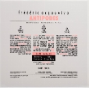 frédéric acquaviva - antipodes (qr-code record without record on serigraphic sleeves on pvc, 100+ 20 signed copies)