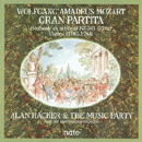 alan hacker & the music party / mozart - gran partita sérénade en si bémol kv 361 (370a) vienne (1783-1784)