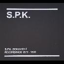 S.P.K. - Dokument - Recordings 1979-1983 (7 CD Box + T-shirt)