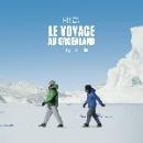 minizza - le voyage au groenland (blue vinyl)