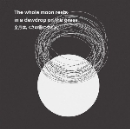 Ken Ikeda / Eddie Prévost - the whole moon rests in a dewdrop on the grass