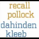 roland dahinden - hildegard kleeb - recall pollock
