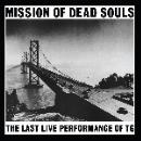 throbbing gristle - mission of dead souls (white vinyl)