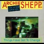 archie shepp quartet - live at the totem vol.1