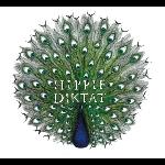 hippie diktat - black peplum