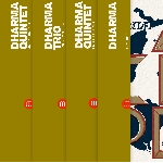 dharma quintet / trio - special bundle (all four reissues)