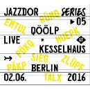 qöölp (ceccaldi - graupe - lillinger) - live at kesselhaus (jazzdor series 05)