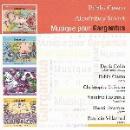 pablo cueco - alcofribas sextet - musique pour gargantua