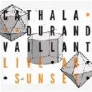 sylvain cathala - pierre durand - frank vaillant - live au sunset