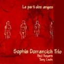 sophia domancich - la part des anges