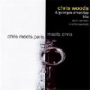 chris woods & georges arvanitas trio - chris meets paris meets chris