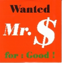 raymond boni - wanted mr. $ for : good !
