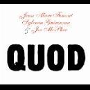 jean-marc foussat - sylvain guérineau - joe mcphee - quod