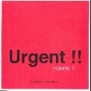 barre phillips - didier aschour - patrice soletti ... - urgent !! (volume 2)