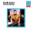 Frank Foster - The Loud Minority - (RSD 2021)