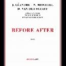 joëlle léandre - nicole mitchell - dylan van der schyff - before after