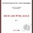 anthony braxton - miya masaoka - duo (dcwm) 2013