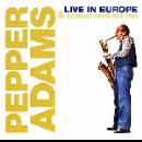 pepper adams - live in europe