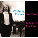 wolfgang dauner - solo piano, tribute to the past